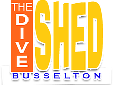 THE DIVE SHED logo