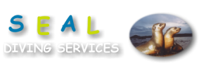 seal diving ser logo