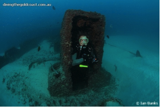 Curtin Artificial Reef a