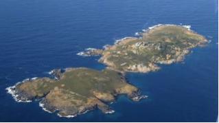 Montague Seals island