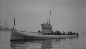 J5 Submarine